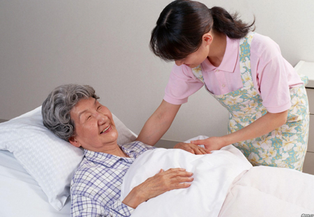 Chăm sóc người ốm