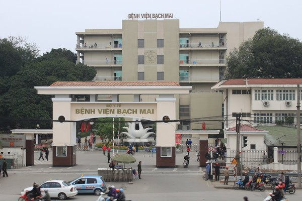 5 Bệnh viện chuyên khám chữa bệnh xương khớp tốt nhất Hà Nội